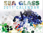 Sea Glass Calendar January 2011